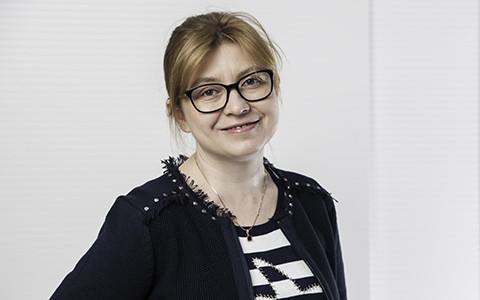 Dr Lidia Bednarska
