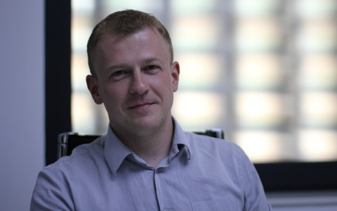 Dr Piotr Paryska